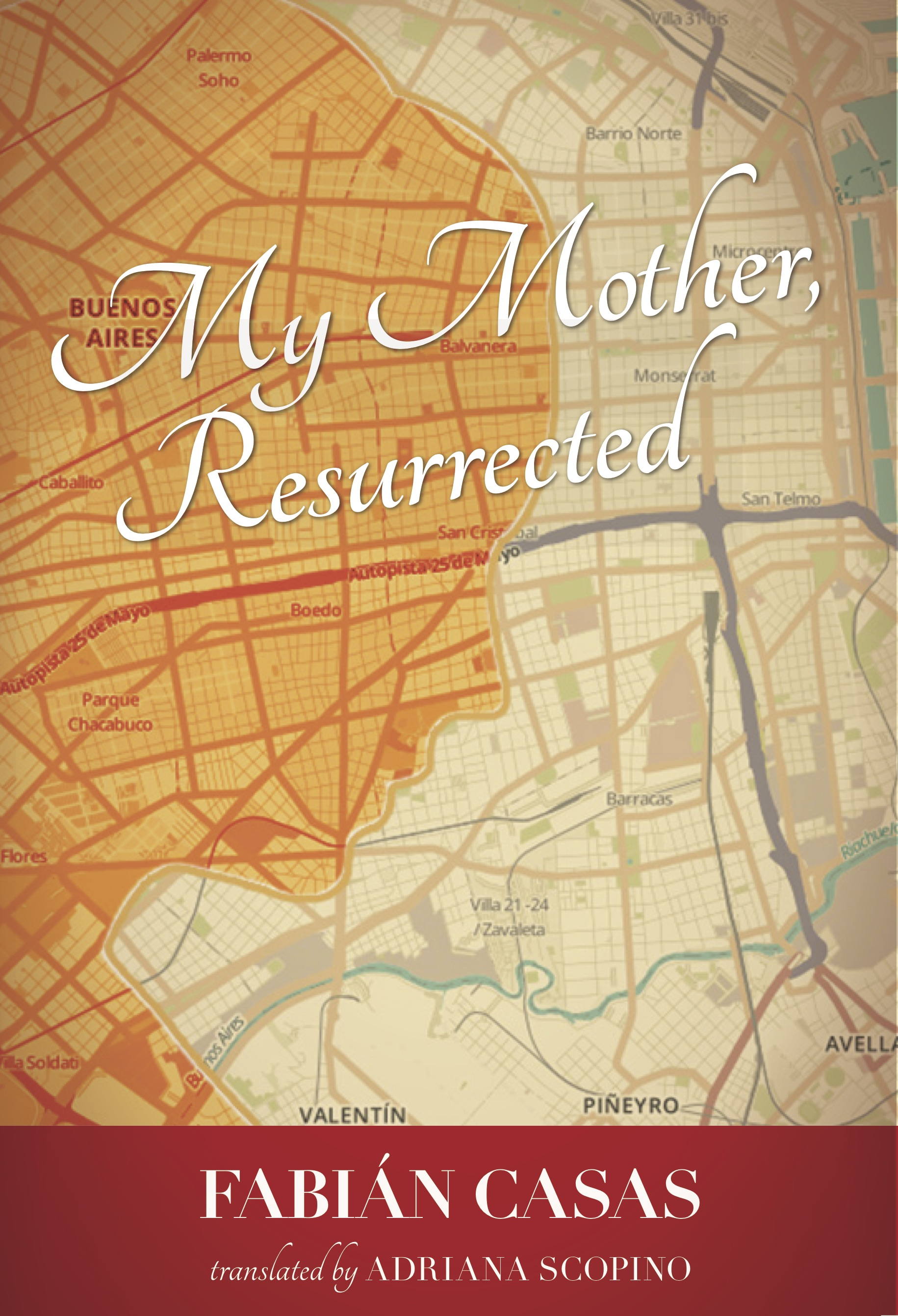 <em>My Mother, Resurrected</em>