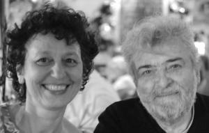 Julia and Peter Sherwood by Miriam Sherwood