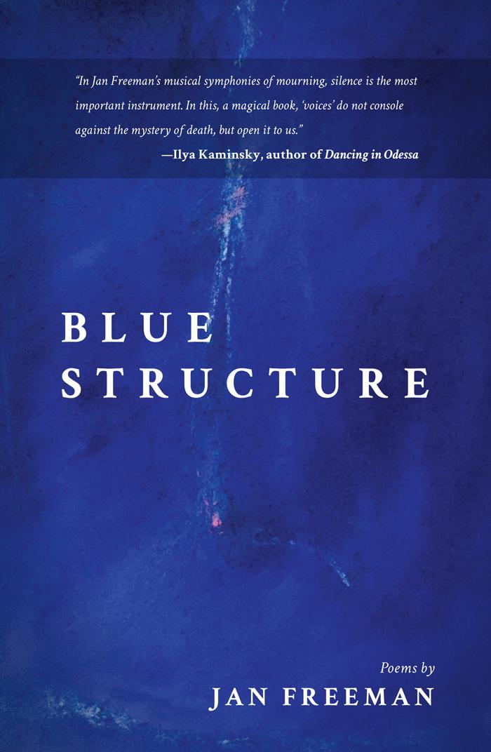 <em>Blue Structure</em>